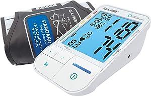G.LAB MD41W0 WiFi, IFT & Big Display Upper Arm Cuff Blood Pressure Monitor Works with Alexa