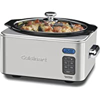 Cuisinart PSC-650 6.5 Quart Programmable Slow Cooker