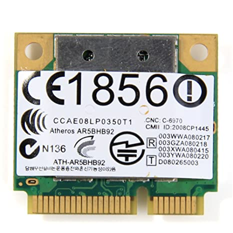 ATHEROS WIRELESS CARDS DRIVERS FOR MAC