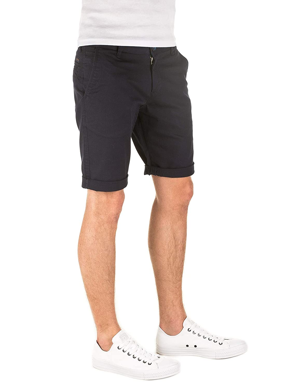 WOTEGA Pantaloncini Uomo Cotone Chino Bermuda Short Penta