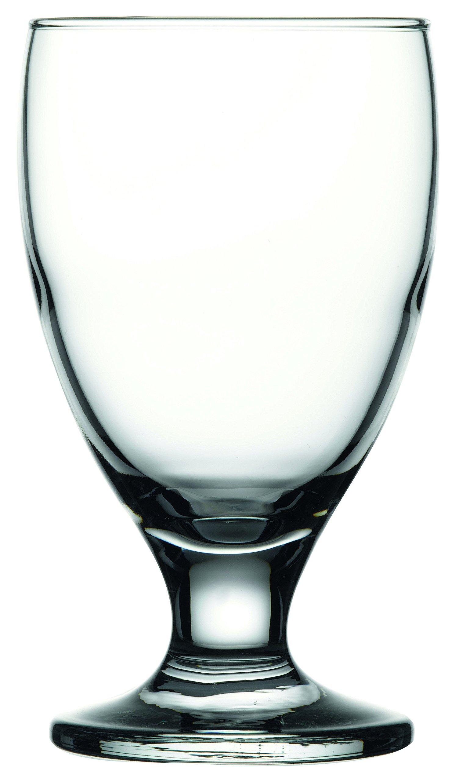 Stanton 10.5 Oz. Banquet Goblet Glass (Set of 12 Per Case)