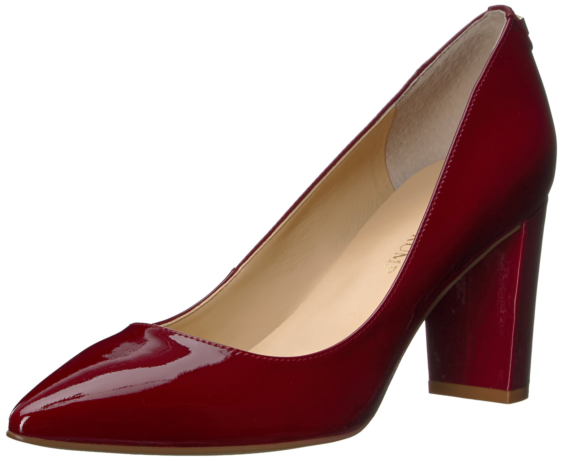 Ivanka Trump Women's Lysa Pump, Red, 6.5 Medium US