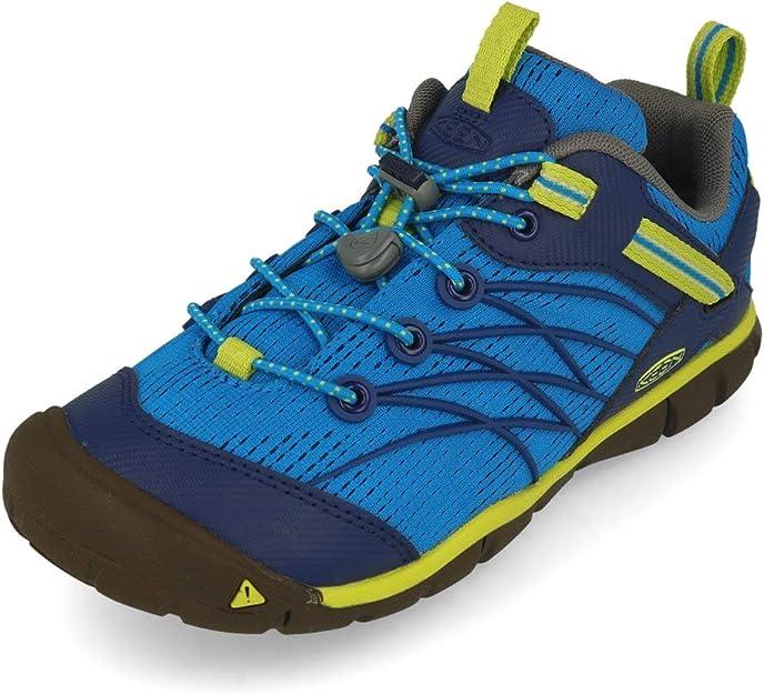 Keen Chandler CNX, Zapatillas de Senderismo Unisex Niños: Amazon.es: Zapatos y complementos