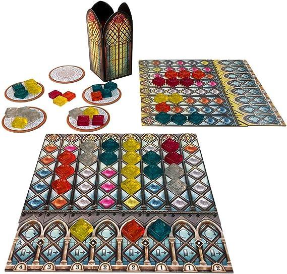 Asmodee - Azul Vitrales de Sintra (NMG00011ES): Amazon.es: Juguetes y juegos