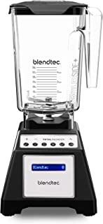 product image for Blendtec Total Classic Original Blender - WildSide plus Jar (90 oz) - Professional-Grade Power - 6 Pre-programmed Cycles - 10-speeds - Black (Renewed)