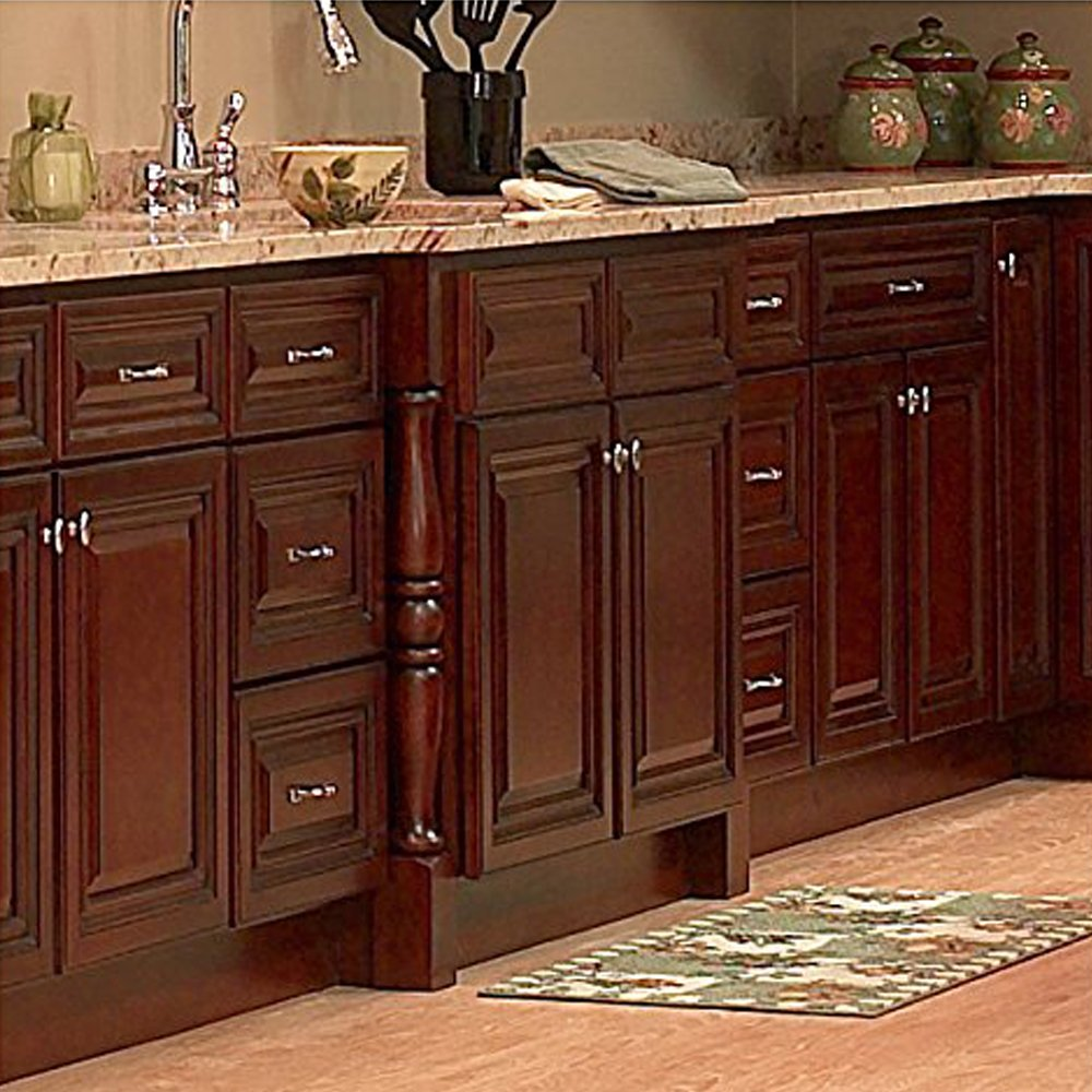 Amazon.com: Georgetown Collection Jsi 10x10 Kitchen Cabinets, Kitchen  Furniture, Decorating, Home Design: Kitchen U0026 Dining