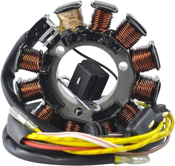 Utv 3087168 Total Power Parts New Stator Coil Id 48Mm Od 116Mm for Polaris Atv