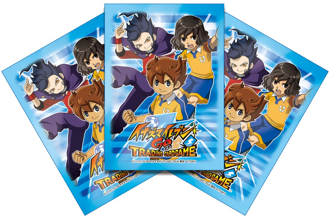 Inazuma Eleven new TCG Official Card Protection (japan import)