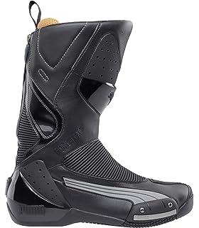 cce4e1636a2793 PUMA MOTO 800 DESMO MOTORCYCLE MOTORBIKE BOOT BOOTS BLACK J S ...
