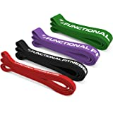 Rubberbanditz Ff Powerlifting Band - 5-15 Lbs. (2-7 Kg) Resistance