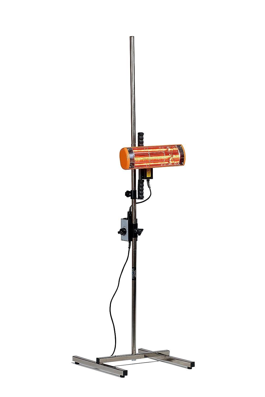 Fast mover Tools, 1 kW por infrarrojos secador de pintura con soporte y temporizador: Amazon.es: Coche y moto