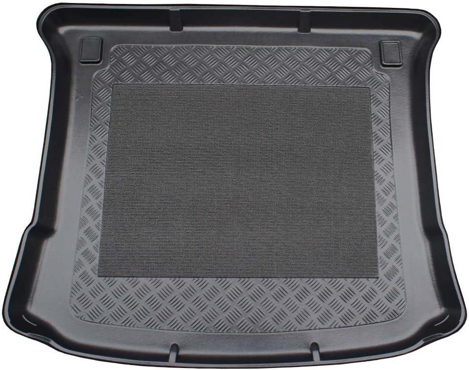 ZentimeX 5 Kofferraumwanne mit Antirutschmatte