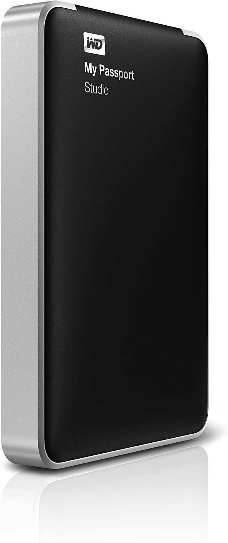 WD My Passport Studio 500GB Mac Portable External Hard Drive Storage