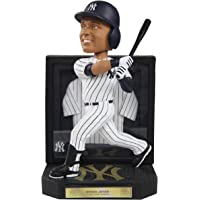 $54 » Derek Jeter New York Yankees Framed Jersey Showcase Special Edition Bobblehead MLB