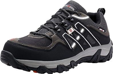 LARNMERN Steel Toe Shoes