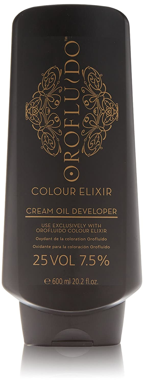 Revlon Orofluido Cream Oil Developer 25 - Cuidado capilar, 600 ml 7206211000 51876_-600ml