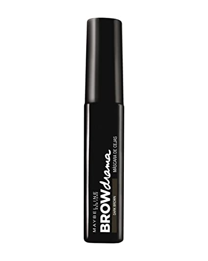 Maybelline Máscara de Cejas Brow Drama, Tono Dark Brown