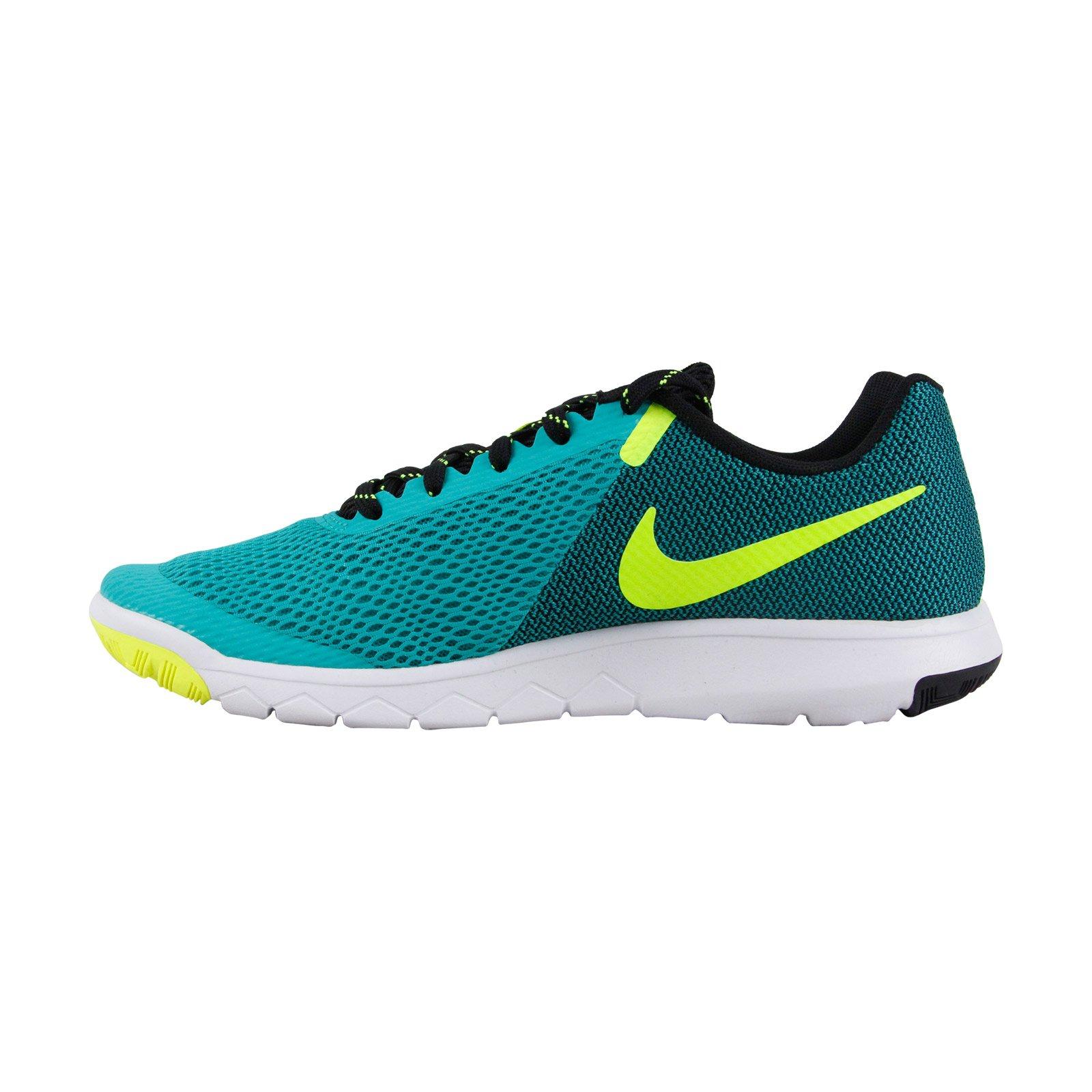 5b34d7d1df316 Galleon - Nike Women s Flex Experience Rn 5 Running Shoe Clear  Jade Volt-black-white 5 (B) M US