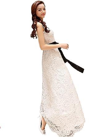 f90affda80ff1 (チョロモ) Cholmo レディース 刺繍 ワンピース 花柄 パーティードレス 結婚式 ドレス シフォン ドレス