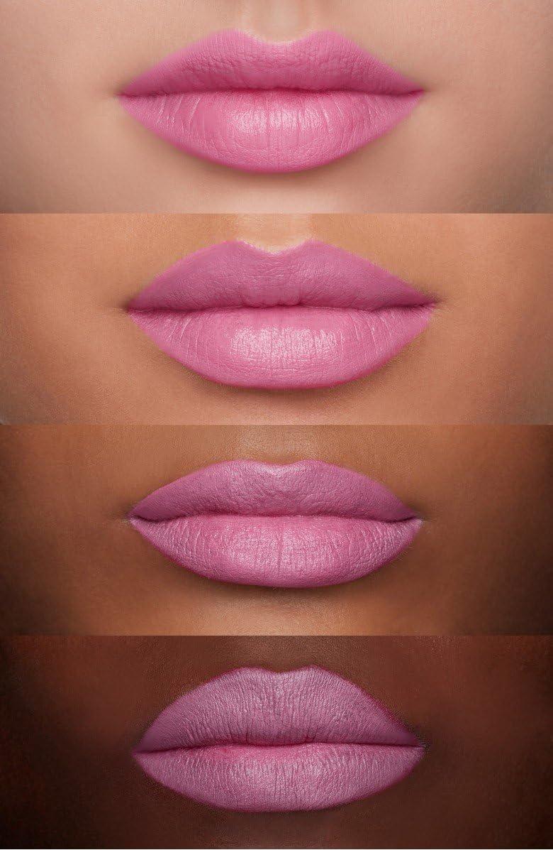 Mac Satin Lipstick. Pink Nouveau 100