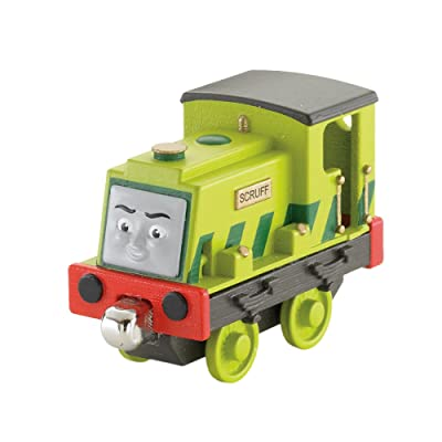 Fisher-Price Thomas & Friends Take-n-Play, Scruff Train: Toys & Games