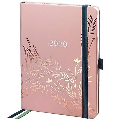Italiano) Agenda 2020 Everyday Diary de Boxclever Press ...