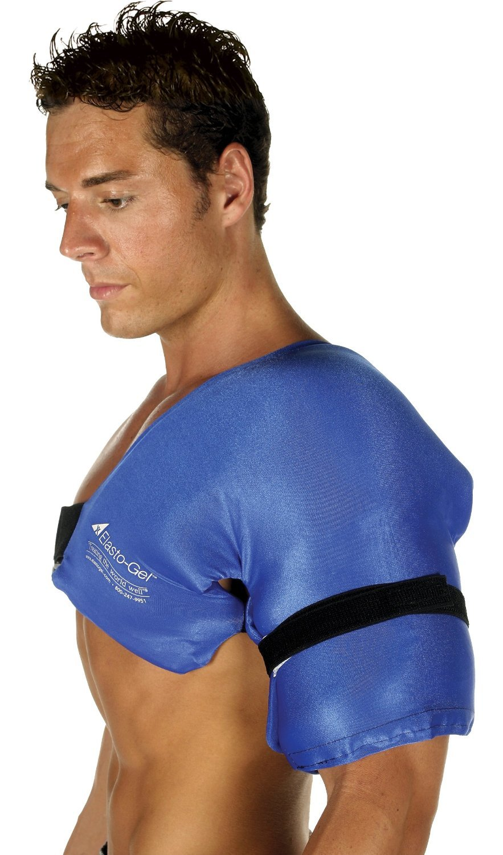 Elasto-Gel Shoulder Sleeve S/M 17'' x 22'' SW9004