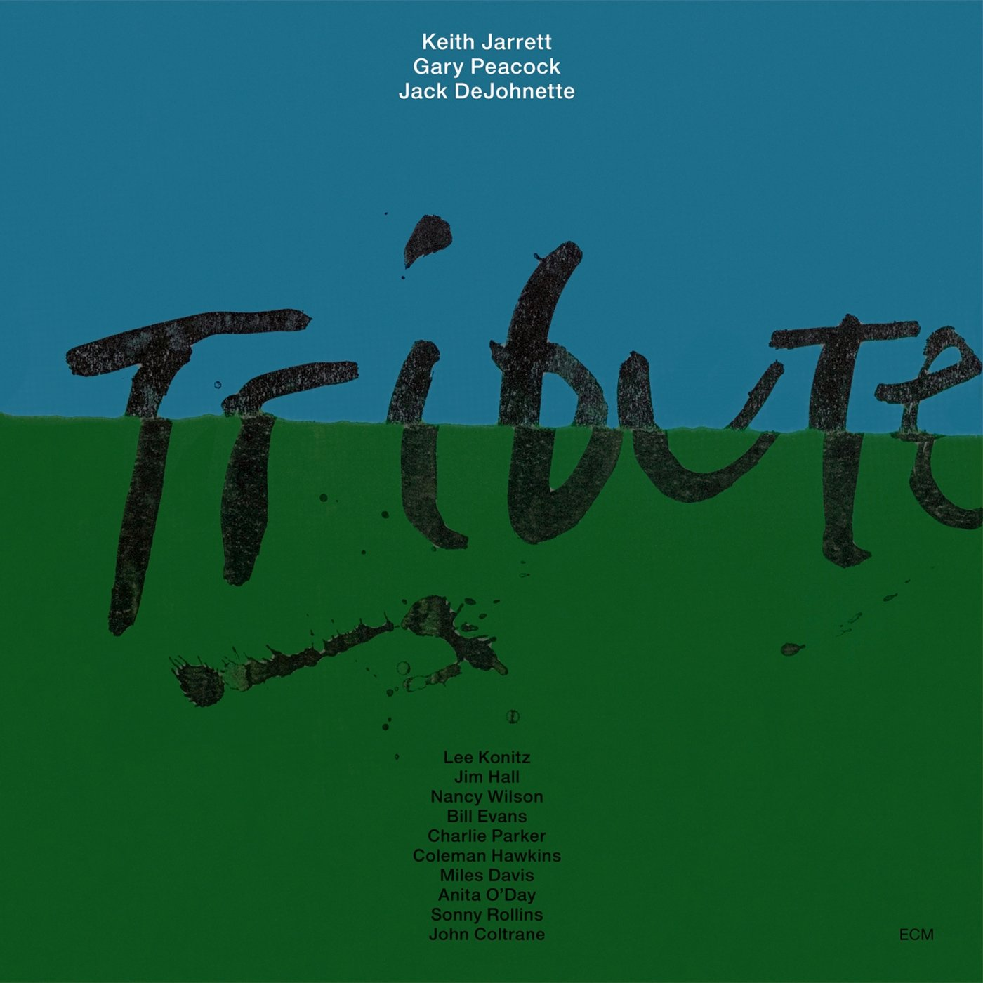 Tribute [2 CD] by ECM