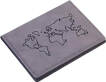 Troika - Funda para Pasaporte con Protector de Pantalla (para ...