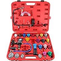 FreeTec 27 Piezas Auto Radiador Bomba Comprobador
