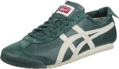 Mexico 66 Vin Dark Forest Feather Grey 40 Onitsuka Tiger