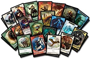 50 Magic the Gathering Tokens MTG Bulk Collection Lot