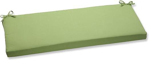 Amazon.com: Almohada perfecto Banco Cojín con verde ...