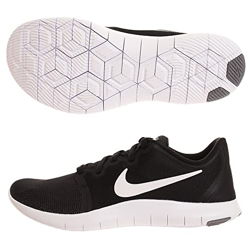 7dd8334fe99f2 Nike Men's Flex Contact 2 Fitness Shoes, (Black/White/Cool Grey 001), 9 UK:  Amazon.co.uk: Shoes & Bags
