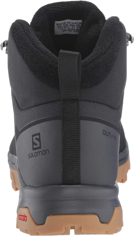 Zapatillas de Senderismo para Hombre Salomon OUTsnap CSWP