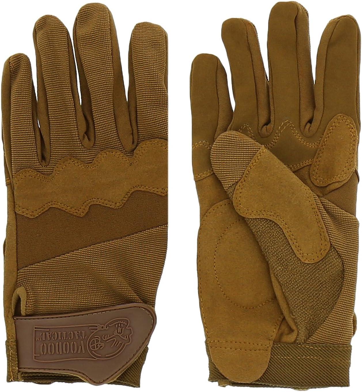 Voodoo Tactical Phantom Gloves 20-9078 (Knuckle Protectors)