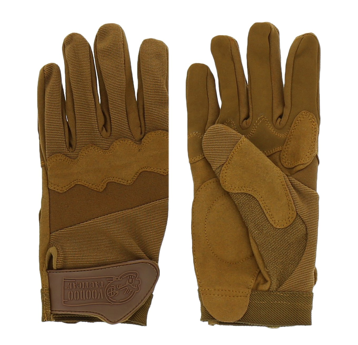 Voodoo Tactical 20-9077001097 The Edge Shooter's Gloves 20-9077001097-P