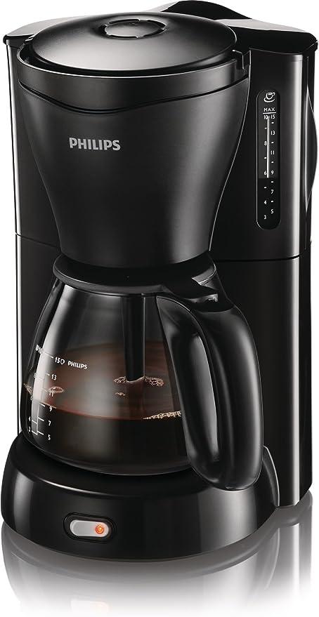Philips HD7563/20 - Cafetera de goteo,1000 W, con capacidad de 1,2 ...