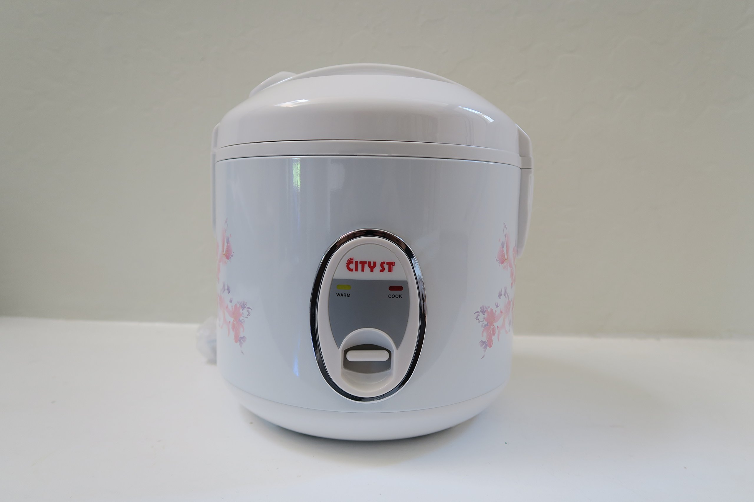 Rice Cooker 4-Cup Non Stick Inner Pot by City ST