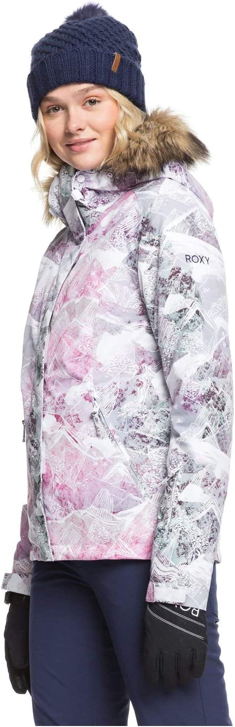 Roxy Damen Jet Ski Snow Jacke f/ür Frauen