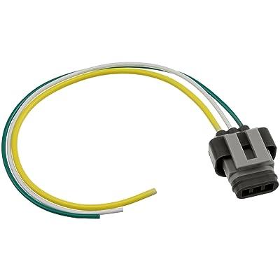 WVE by NTK 1P1113 Alternator Connector: Automotive