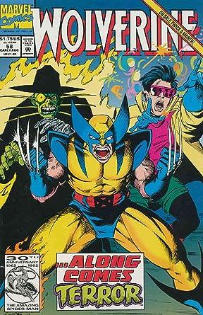 X-Men #58 VF 1996 Stock Image