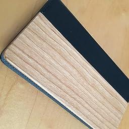 Amazon Co Jp Loof Nature Galaxy S 5g Scg01 Sc 51a ケース 手帳型 カバー 天然木 本革 ウッド 手帳型ケース 手帳型カバー 携帯ケース 携帯カバー スマホケース スマホカバー ベルト無し 木製 スタンド機能付き カード収納 カードポケット 竹 天然木 本革