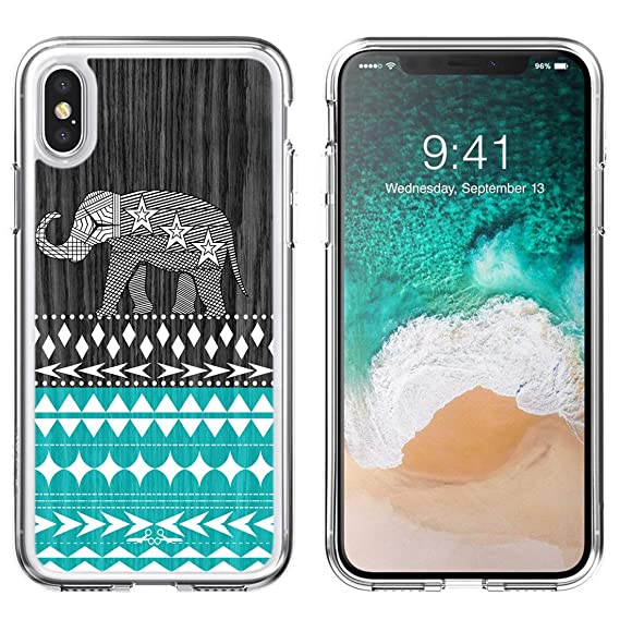 95a075df9e658 Elephant Case iPhone Xs Max,Jolook Slim TPU Protection Case Elephant Design  iPhone Xs Max (2018),6.5
