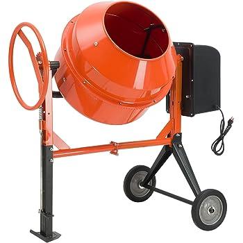 Amazon Com Kushlan 6 Cubic Ft Drum Portable Gas Powered