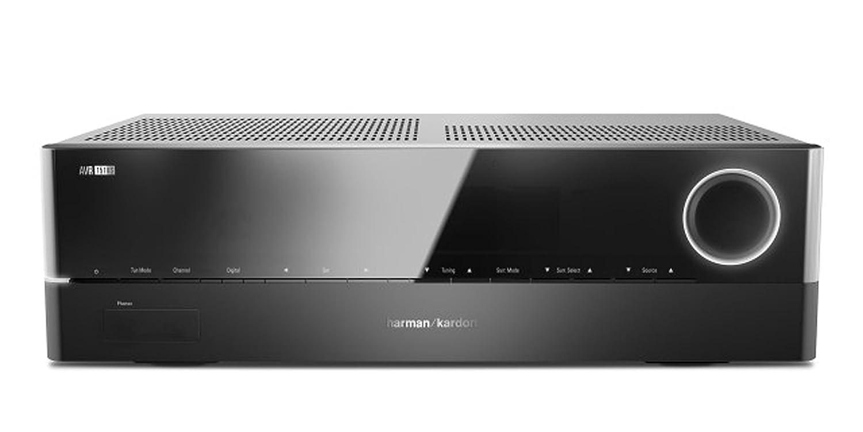 Harman/Kardon AVR 151S Receptor de audio/vídeo por Red de 5.1 canales y 375 W, color negro: Amazon.es: Electrónica