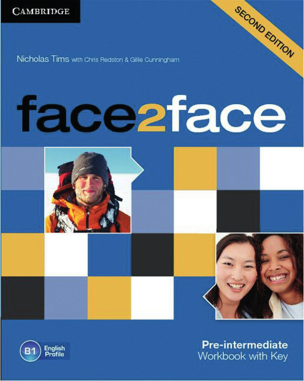 face2face (2nd edition): Workbook with Key