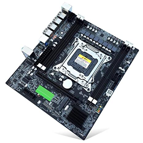 Alextry X79 E5 Desktop Motherboard LGA 2011Pin 4 Canales ...