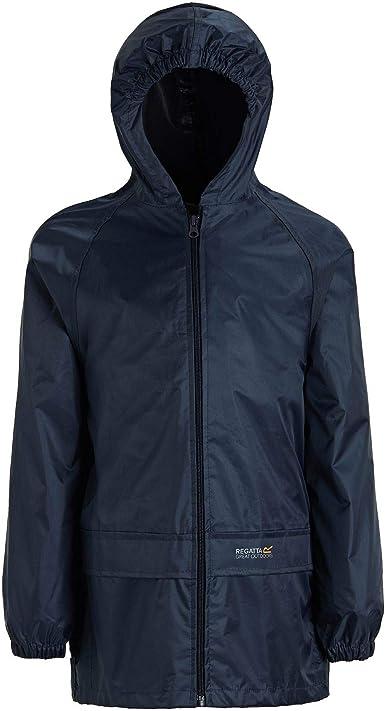 Regatta Unisex Kids Stormbreak Waterproof and Breathable Jacket