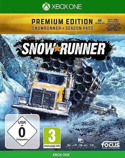 SnowRunner Premium Edition - Xbox One: Amazon.es: Videojuegos